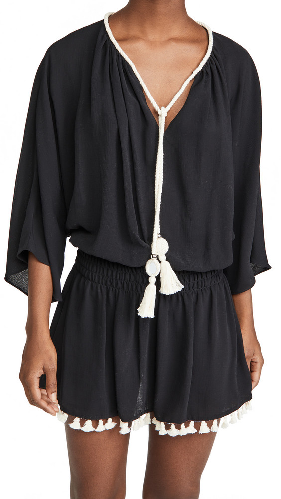 Ramy Brook Catana Dress in black