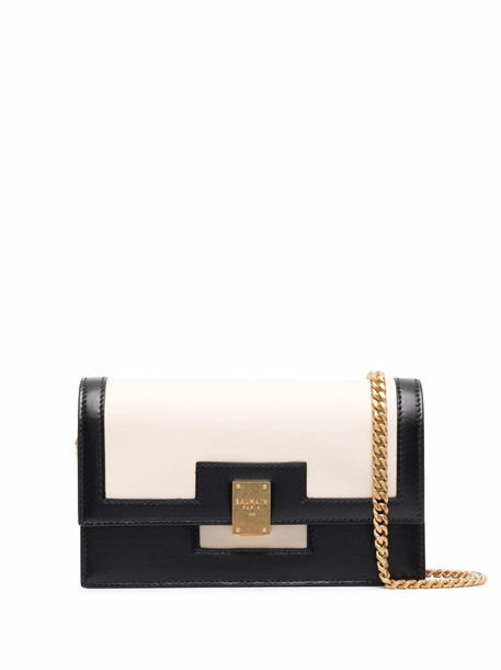 Balmain 1945 clutch bag - Black