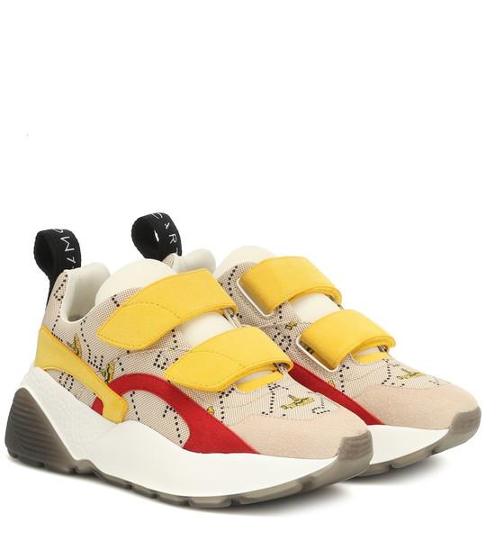 Stella McCartney Eclipse Yellow Submarine sneakers