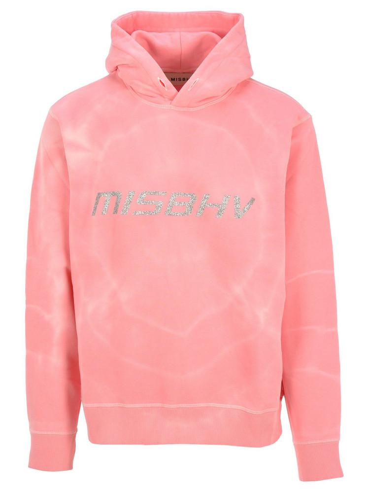 Misbhv Misbhv Tokyo Tie Dye Hoodie in pink