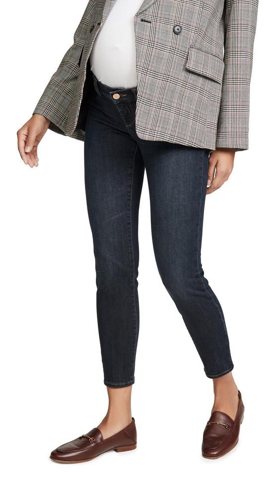 DL DL1961 Florence Ankle Maternity Jeans