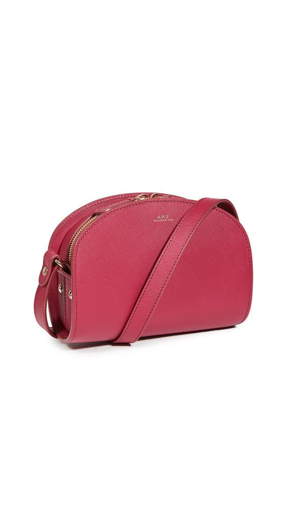 A.P.C. A.P.C. Demi-Lune Mini Bag