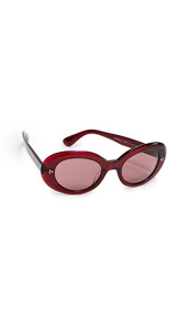 sunglasses,burgundy