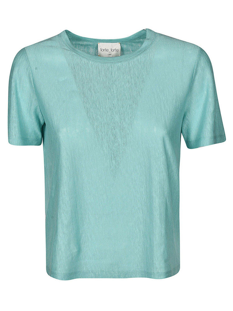 Forte Forte Relaxed Fit T-shirt in green