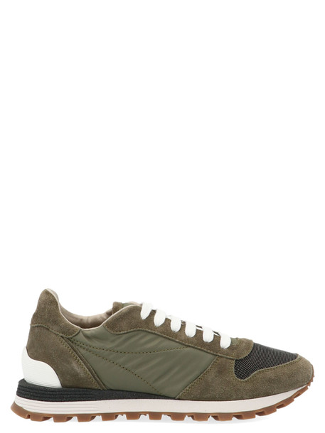 Brunello Cucinelli Shoes in green