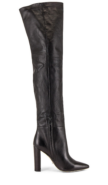Tony Bianco Lux Boot in Black
