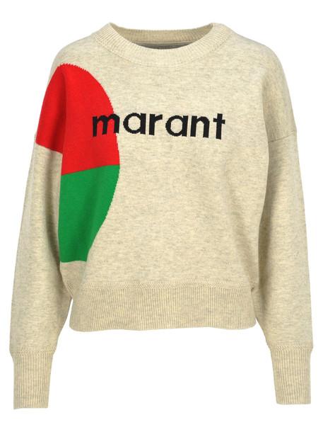Isabel Marant Étoile Im Etoile Isabel Marant Etoile Korbin Sweater in grey