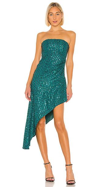 NBD Ryder Midi Dress in Green