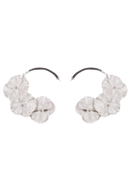 Maria Lucia Hohan Earrings in silver