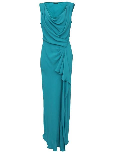 Alberta Ferretti Dress in blue