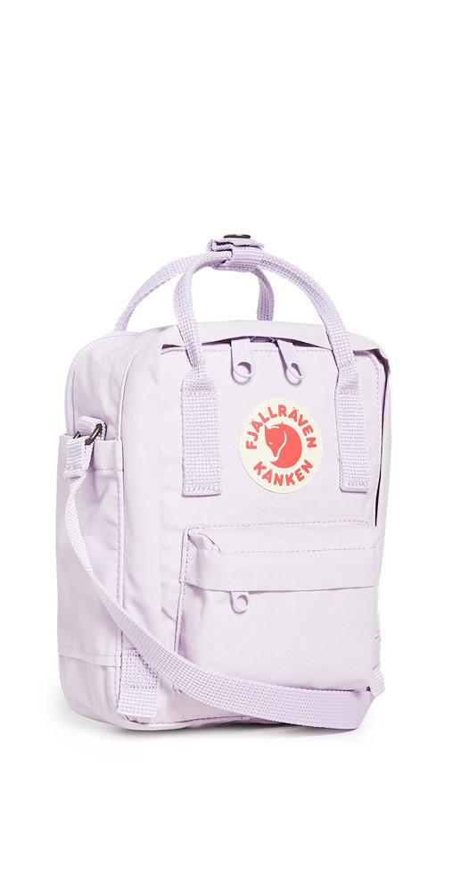 Fjallraven Kanken Sling Bag in lavender