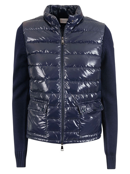 Moncler Zipped Down Jacket