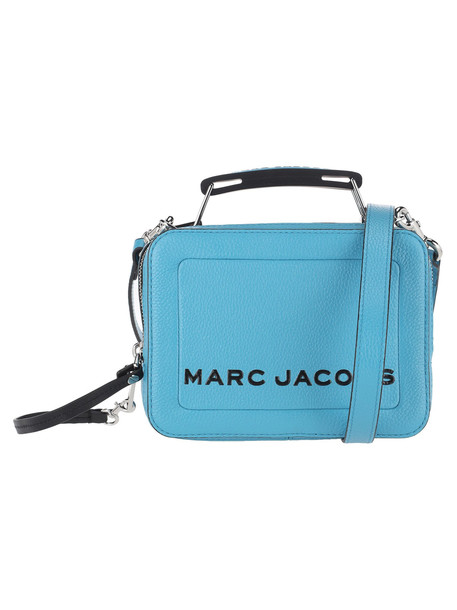 Marc Jacobs The Mini Box Bag in blue