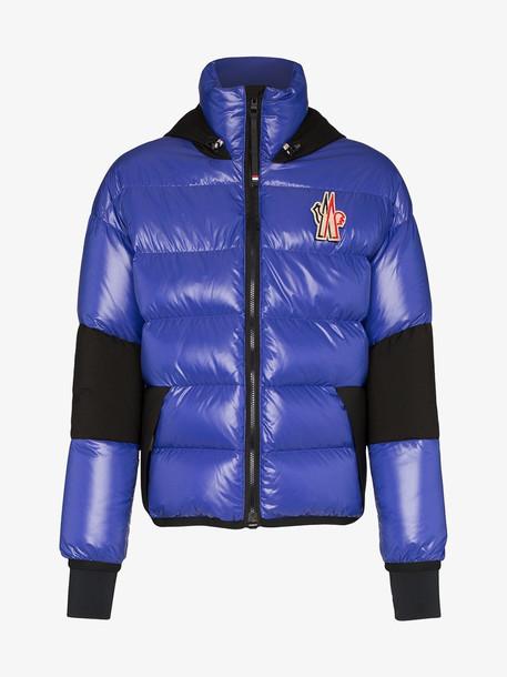 Moncler Grenoble Gollinger padded logo jacket