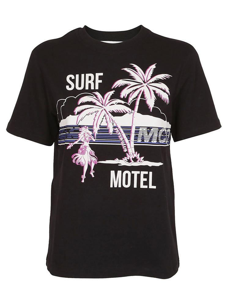 Mcq Alexander Mcqueen Surf Motel T-shirt in black