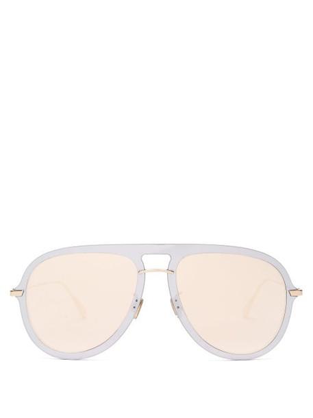 sunglasses aviator sunglasses gold silver