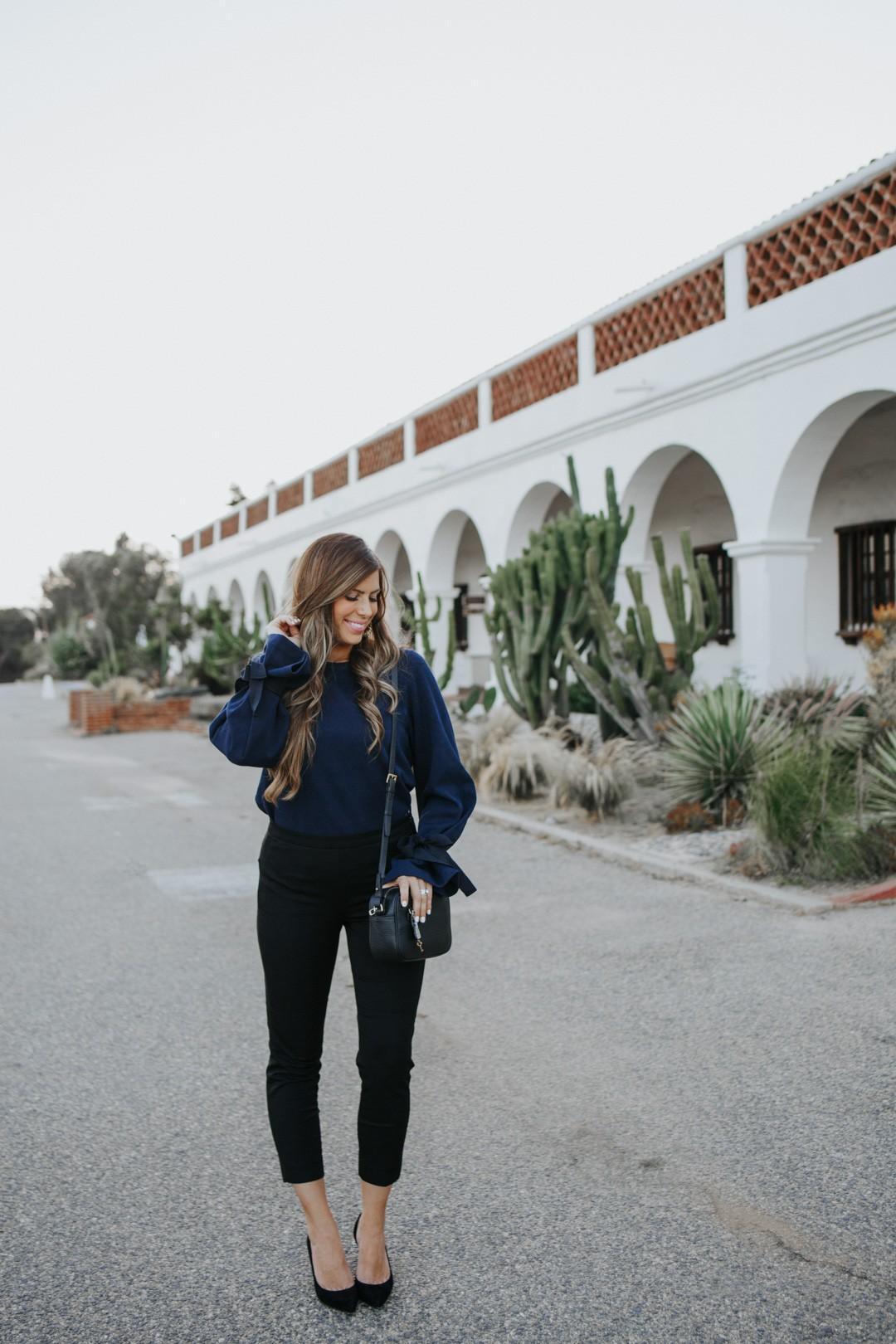 mint arrow blogger sweater jacket dress