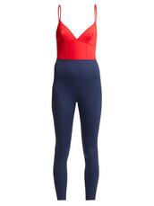 jumpsuit,red