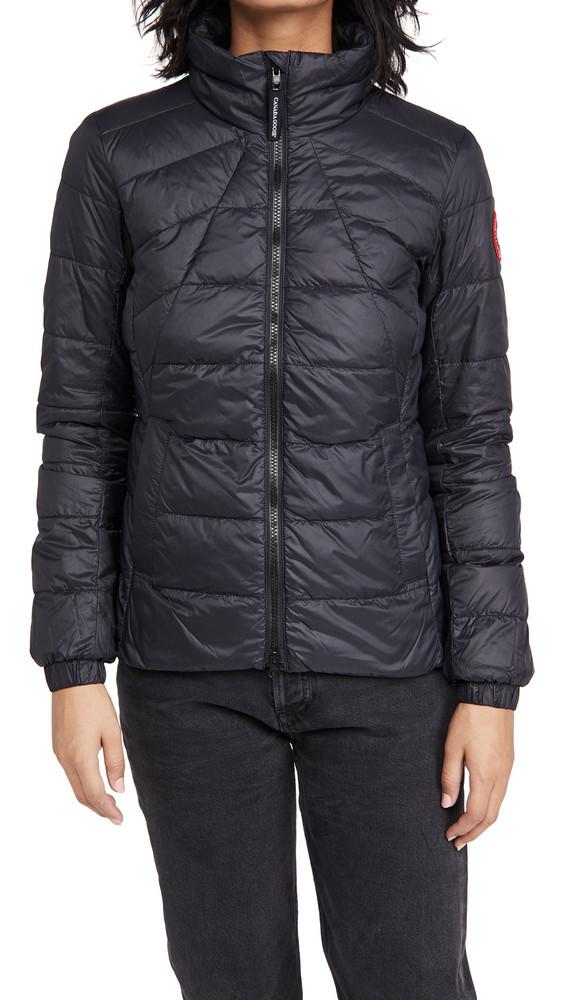 Canada Goose Abbott Jacket in black