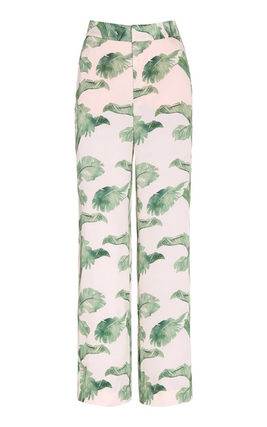 Significant Other Caspian Tropical Pant in print