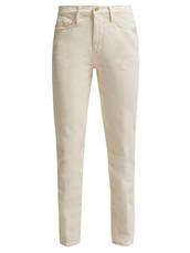 jeans,high,cream