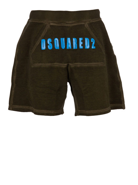 Dsquared2 Shorts in green