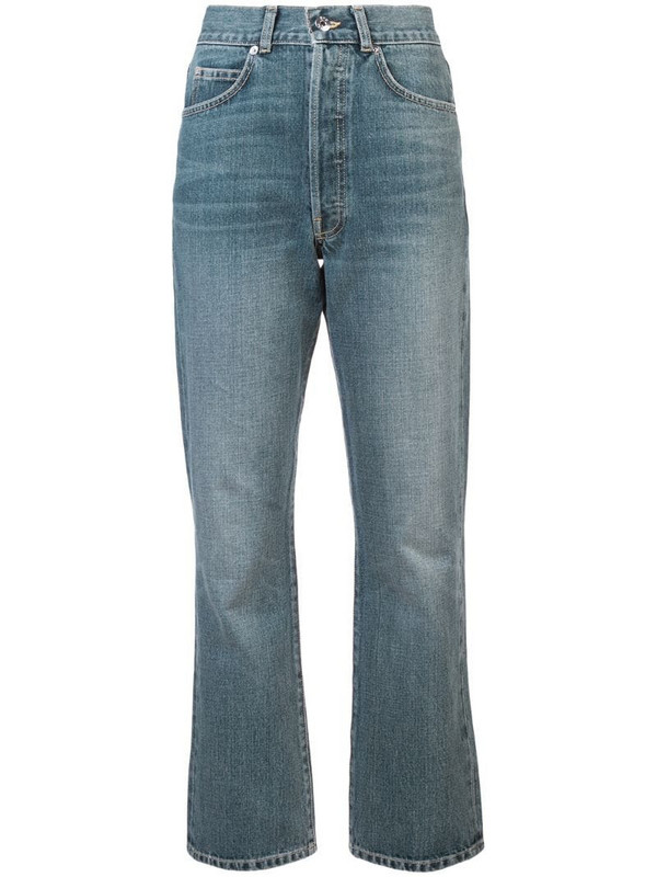 Eve Denim high waisted jeans in blue