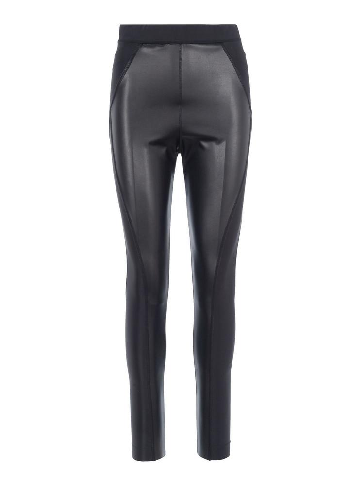 Sacai Leggings in black