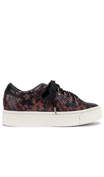 Joie Handan Sneaker in Brown