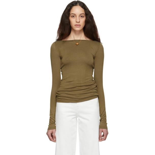Totême Brown Rimont T-Shirt