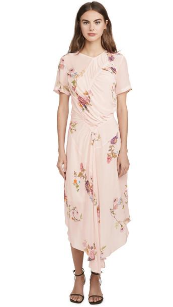 Preen By Thornton Bregazzi Preen Line Shae Dress in pink