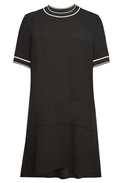 Rag & Bone Mini Dress  in black