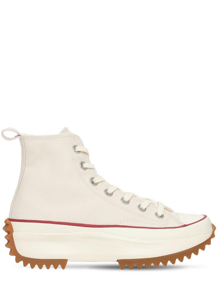 CONVERSE Run Star Hike Sneakers in white