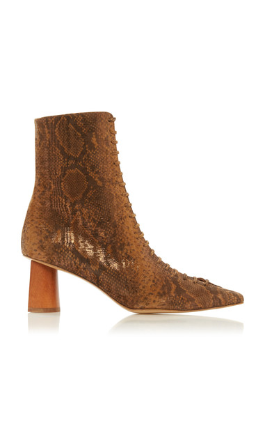 Rejina Pyo Peyton Boots in brown