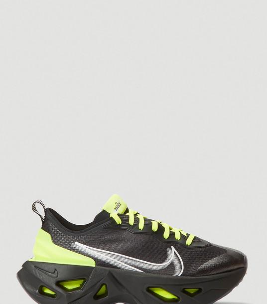 Nike Sneakers Women - ZoomX Vista Grind Black 100% Textile. 100% Rubber. US - 06