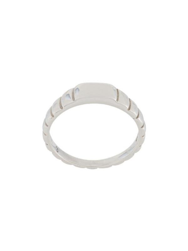 IVI Signore Skinny ring in silver