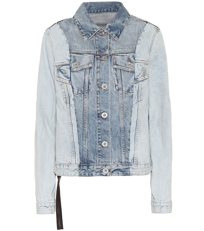 Unravel Denim jacket in blue