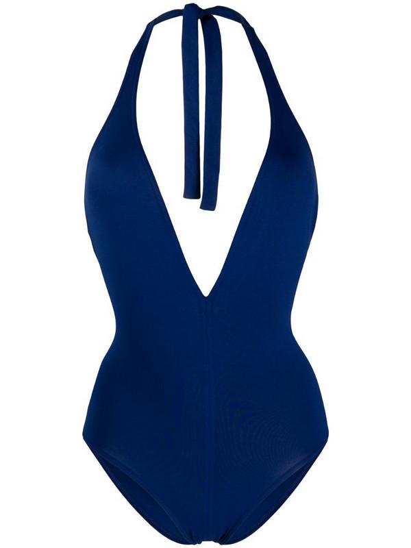 Eres Cachette swimsuit in blue