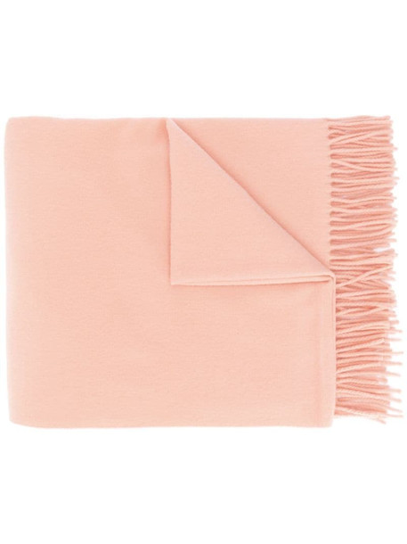 Acne Studios Canada New scarf in pink