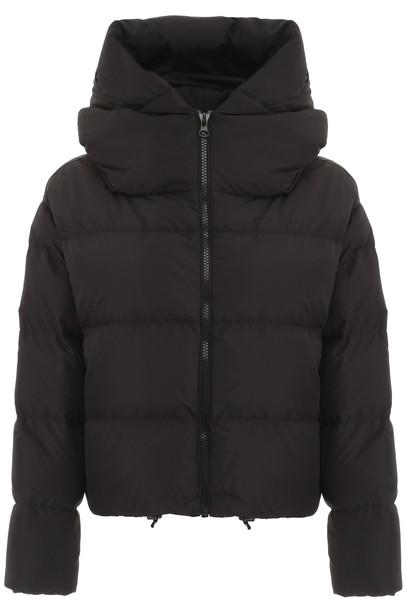 Bacon Cloud Jacket in black