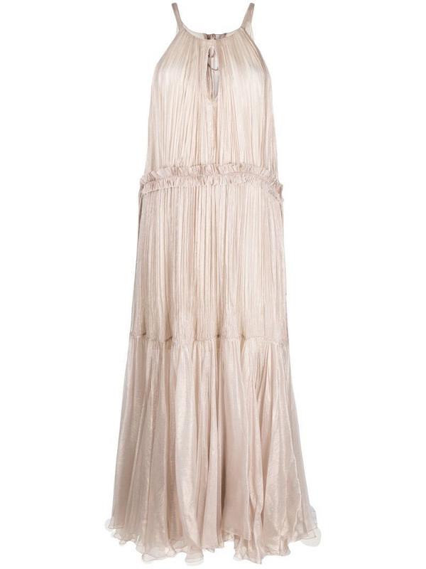 Maria Lucia Hohan Maella midi dress in pink