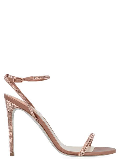 René Caovilla ellabrita Shoes in pink