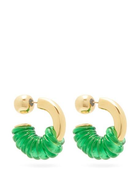 Ellery - Gertrud Hoop Earrings - Womens - Gold