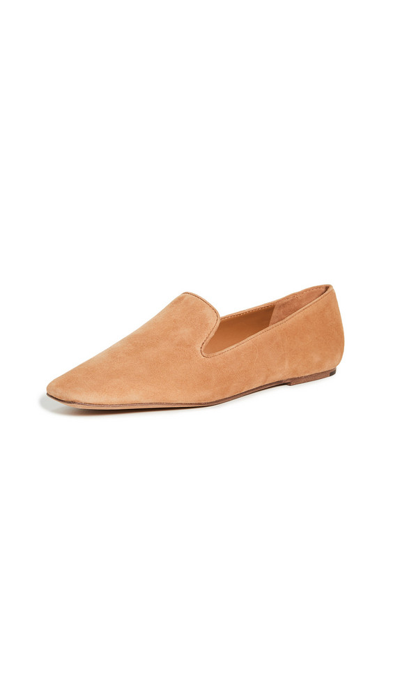 Vince Clark Loafers in tan