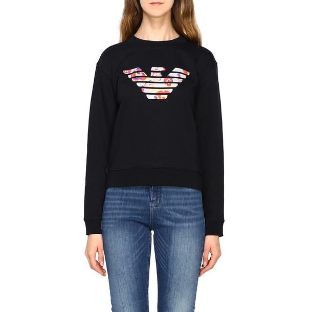 Emporio Armani Sweater Sweater Women Emporio Armani in black