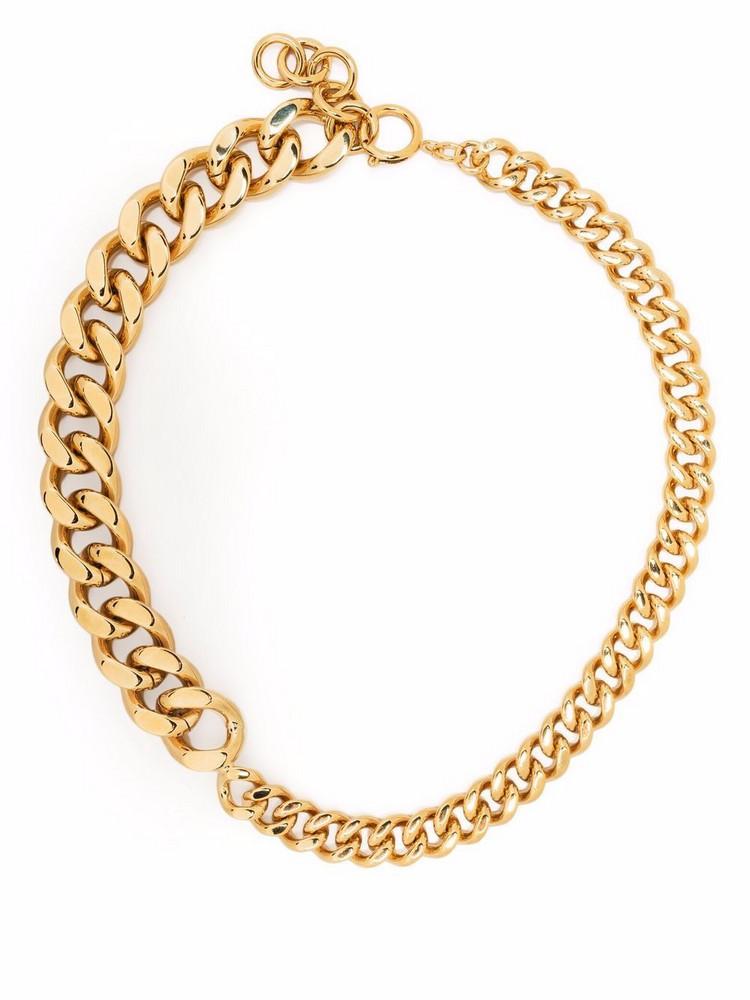 A.P.C. A.P.C. polished chain-link bracelet - Gold