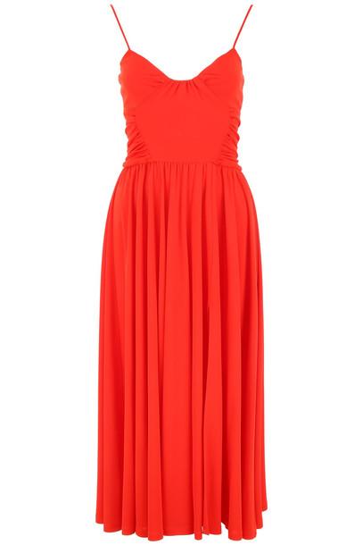 MSGM Jersey Dress