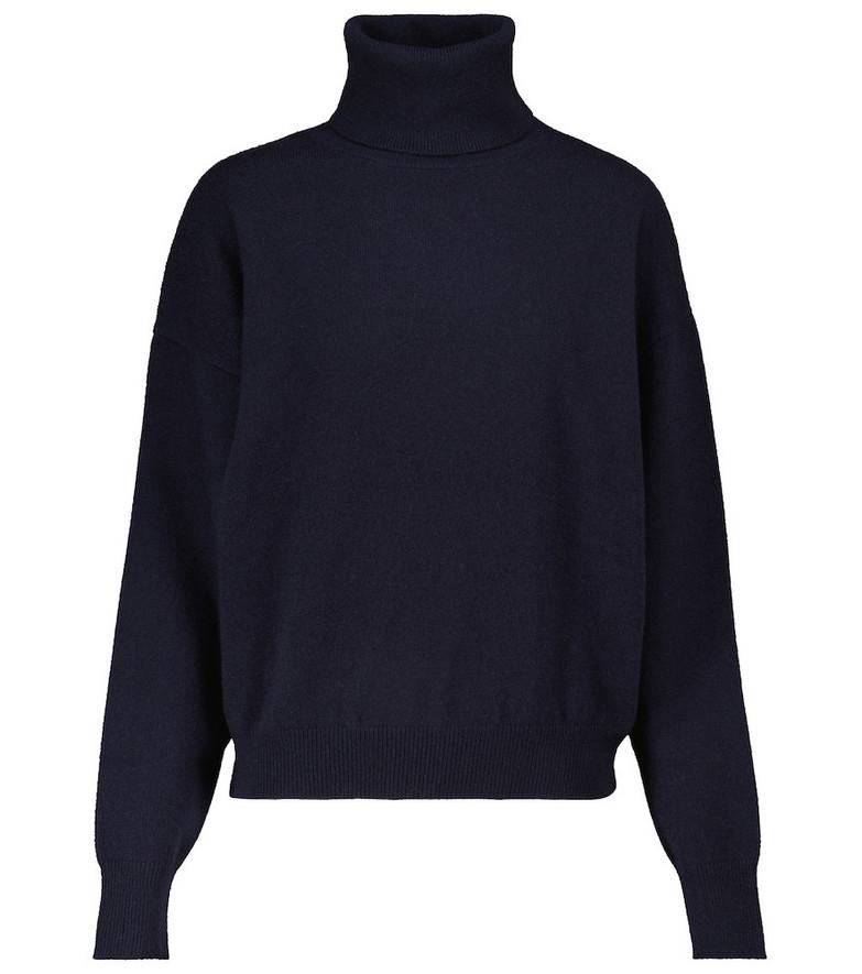 Jardin des Orangers Cashmere turtleneck sweater in black