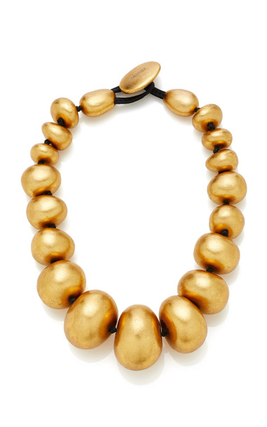 Monies Hanoi Gold-Plated Necklace