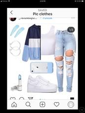 jeans,outfit idea